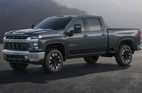 Chevrolet раскрыла информацию о тяжелом пикапе Silverado HD