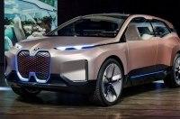 Производственная версия BMW iNext будет мало отличаться от концепта