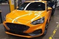 Ford Focus нового поколения поймали без камуфляжа