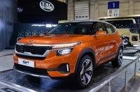 Новый кроссовер Kia будет дороже родственного Hyundai Creta