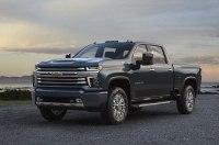 Chevrolet опубликовала фотографии топовой модификации High Country