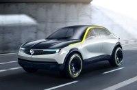 Новый Opel Mokka X станет электромобилем