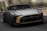 Nissan объявила о старте приема заказов на юбилейный GT-R50 за 1 миллион евро
