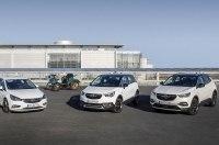 Opel запустит новые электрифицированные модели в ближайшие два года
