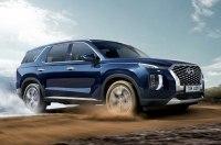 Флагманский кроссовер Hyundai Palisade получил дизель от Santa Fe