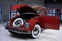 Volkswagen отреставрировал Beetle с пробегом 560 тысяч километров