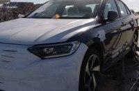 Volkswagen Jetta GLI собирается дебютировать на Чикагском автосалоне
