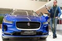 Jaguar I-Pace от 67€. А током не ударит?