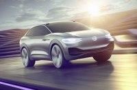 Volkswagen готовит к выпуску электрического близнеца Touareg для борьбы с Tesla X
