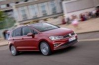 Первое видео с новым Volkswagen Golf 2020