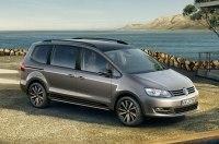 Volkswagen Sharan опять обновился