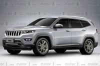 Fiat и Chrysler работает над новым мощным мотором который достанется Jeep Wagoneer