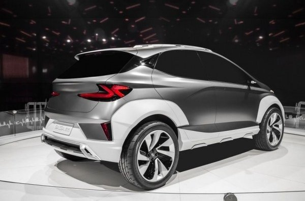 Hyundai тестирует таинственную новинку
