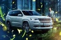 Кросс на базе Jeep Grand Commander и «внедорожный» универсал