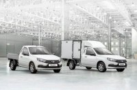 В обновленное семейство Lada Granta добавили «грузовики»