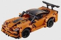 Lego выпустит игрушечный спорткар Chevrolet Corvette ZR1 за 49 долларов