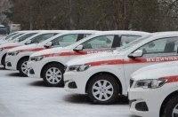 Семейные врачи в Украине будут ездить на Peugeot 301