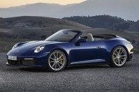 Porsche представила открытую версию нового 911-го