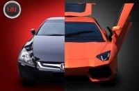 Реплика Lamborghini Aventador из Honda Accord