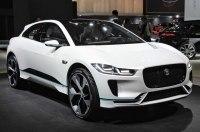 Jaguar I-Pace стал самым продаваемым электромобилем в Нидерландах