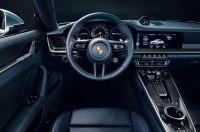 Porsche рассказала об особенностях салона нового 911