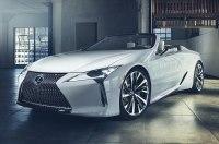 Lexus представила концептуальную версию модели LC
