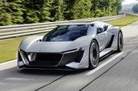 Audi запустит в серию электрический суперкар