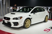 Subaru представила новую модификацию спортивного седана WRX STI