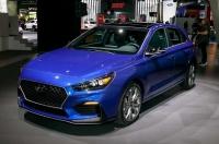 Hyundai представила новую Elantra GT N Line