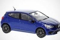 Renault показала внешность обновленного Clio