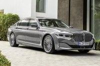 BMW представила обновленную версию флагманского седана 7-Series