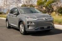 Электрокроссовер Hyundai Kona Electric признали лучшим на континенте