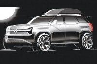 Официальные изображения и подробности нового внедорожника Volkswagen