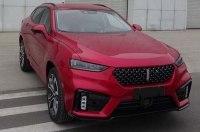 Официальные фото нового кросс-купе WEY VV7 GT от Great Wall