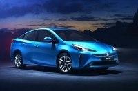 Toyota Prius для Европы на полном приводе