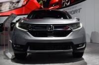 Представлен обновленный кроссовер Honda CR-V 2019