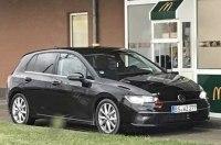 Volkswagen Golf восьмого поколения без камуфляжа