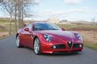 Купе Alfa Romeo 8C Competiziones продадут с аукциона