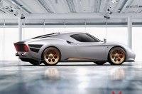 Тюнинг спорткара Alfa Romeo 4C в ретро-стиле