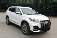 В Китае стартуют продажи обновленного паркетника Chery Tiggo 8