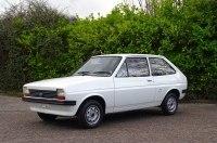 Хэтчбек Ford Fiesta первого поколения продадут почти без пробега