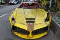 Найдена самая худшая в мире реплика Ferrari LaFerrari
