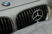 Для совместного выпуска моделей BMW и Mercedes могут обьединить усилия