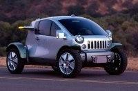 Jeep планирует представить очень маленький кроссовер