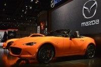 Mazda представила «особую» спецверсию Mazda MX-5