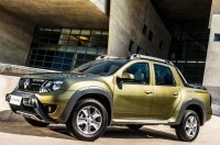 Dacia до конца года сделает пикап на базе кроссовера Duster