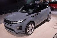 В Чикаго дебютировала гибридная версия Range Rover Evoque 2020 года