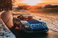 Самый известный в мире Ferrari F40 LM продали за 5 миллионов евро