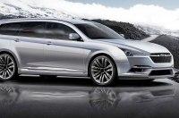 Универсал Subaru Outback будет представлен уже к концу нынешнего года