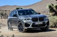 BMW рассекретила «заряженные» M-версии кроссоверов X3 и X4